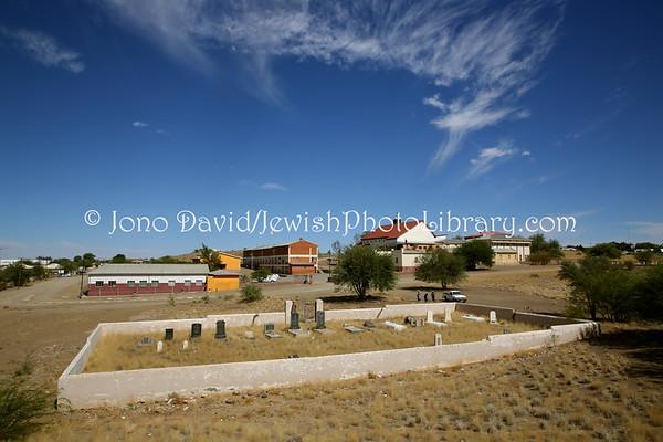NAMIBIA, Keetmanshoop. Jewish Cemetery (2.2013)
