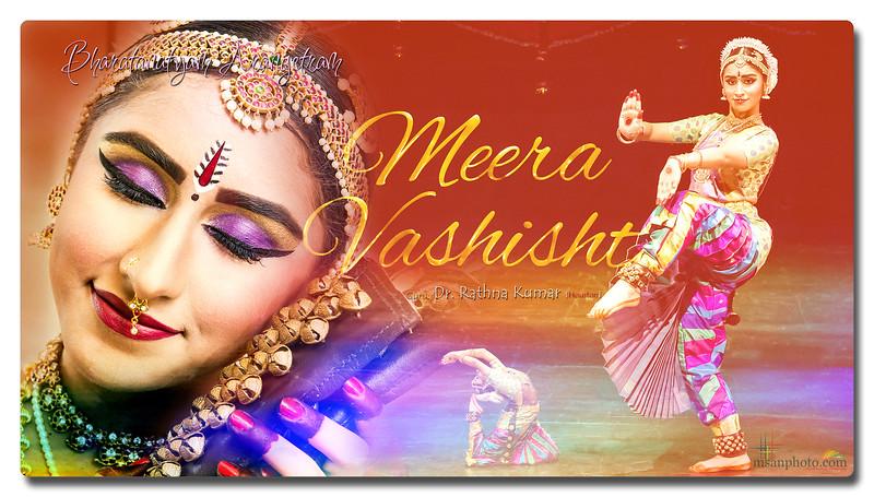 Meera's Bharatanatyam Arangetram 2018 - Highlights