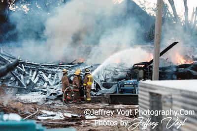 Germantown 29 Box Barn Fire