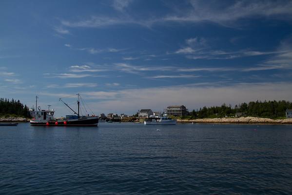 Metinicus Island - 2011