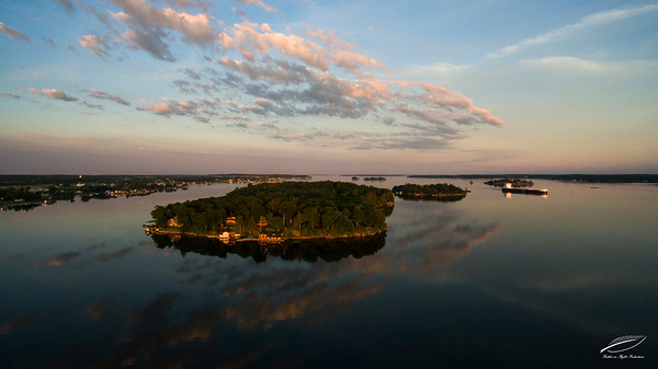 Summer Thousand Islands - St. Lawrence River