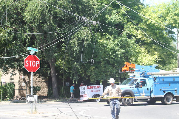 Power outage affects west Chico, PG&E says