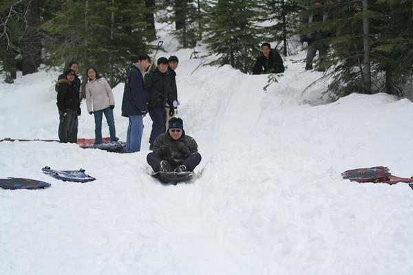 ISM Winter Retreat 2008