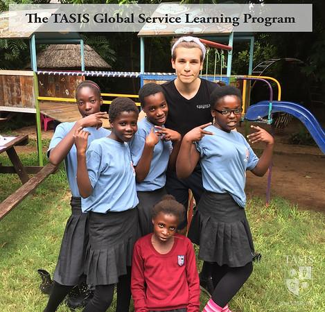 Global Service Learning Program  (2015-2016)