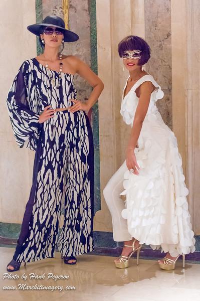 Tiffany's Fashion Week New York / Vegas Couture