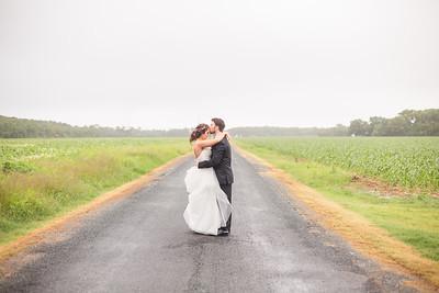 Emilee & Forrest Married