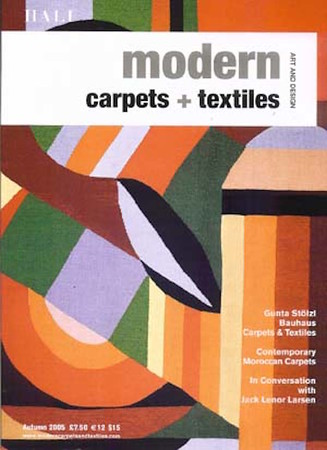 Mathew Bourne - Modern Carpets + Textiles, Autumn 2005