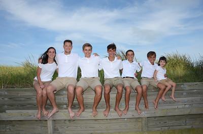 Maravich Family Beach Portraits July 31, 2018
