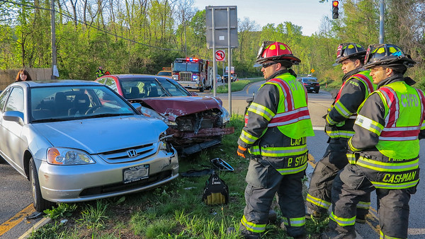 5-12-16 MVA With Injuries, Route 9