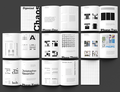 Organized Chaos: A Look Into the Process of Using Grids in Graphic Design