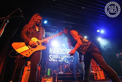 Hardcore Superstar @ Max Watt's, Melbourne 11-Oct-2019