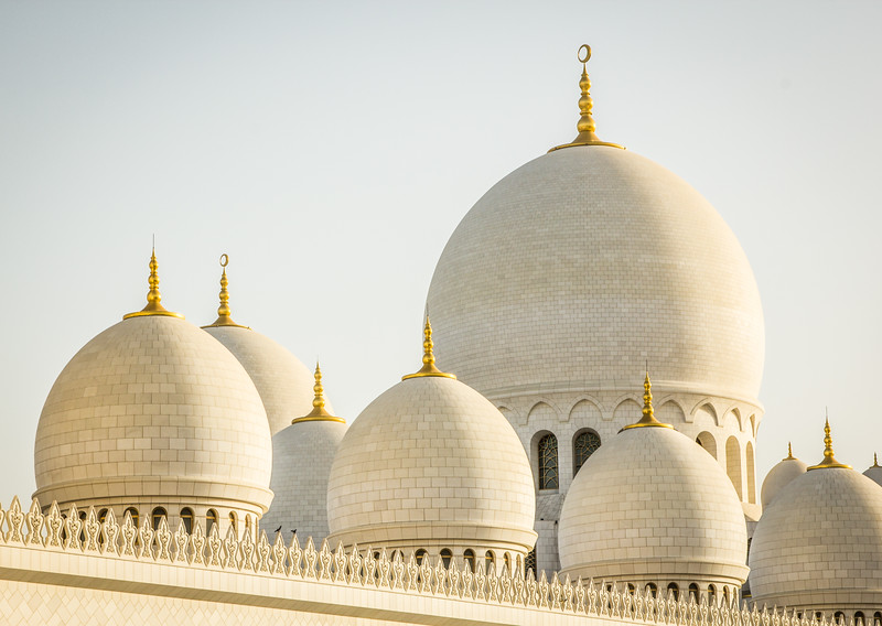 Sheikh Zayed bin Sultan Grand Mosque, Abu Dhabi (16)
