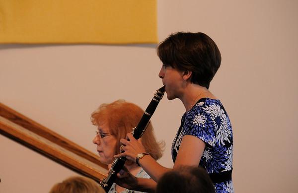 June 1, 2008 Worship Service