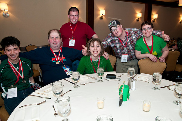 Special Olympics VT - Opening Ceremonies, Awards and Dance