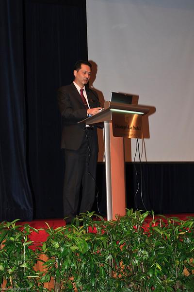 Datuk Noor Hisham at the opening ceremony
