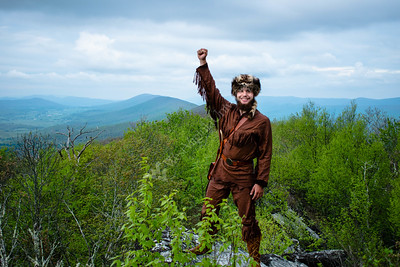 WVU Mountaineer Colson Glover May 2020