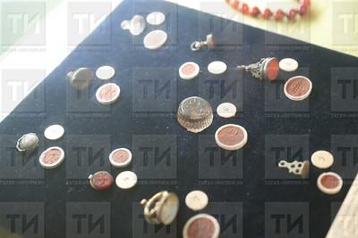 29.05.2018 В Нац музее РТ Татарский костюм (Рамиль Гали)