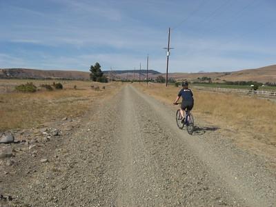 john wayne trail, ellensburg