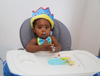 Emanuel III First Birthday