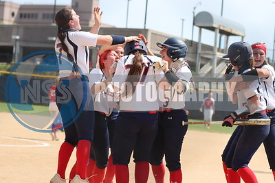 5.2.21 Queens College Softball vs. D'Youville College (Senior Day) Game 2