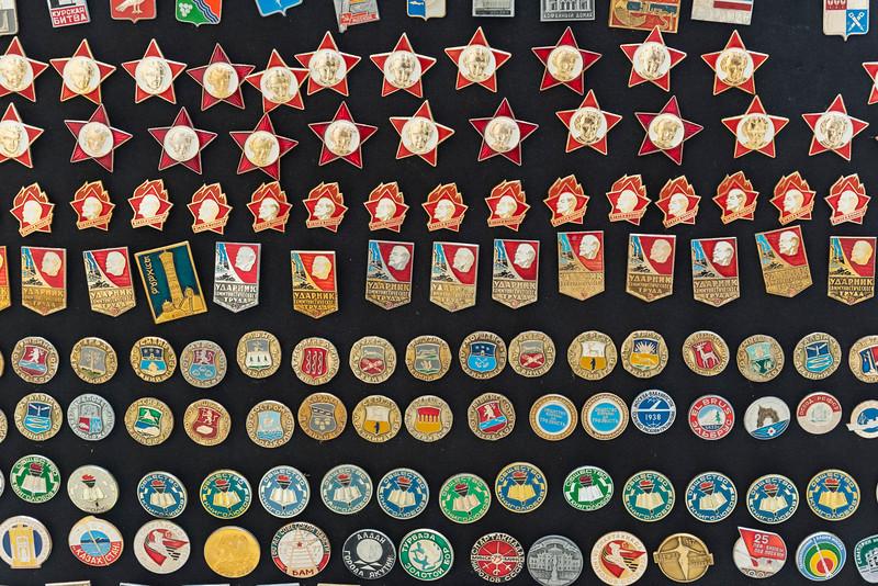 Soviet Medals, Uzbekistan