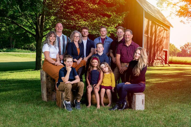Railling Family