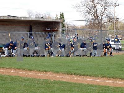 Baseball - Kennedy v. Lakeville North  4-30-09