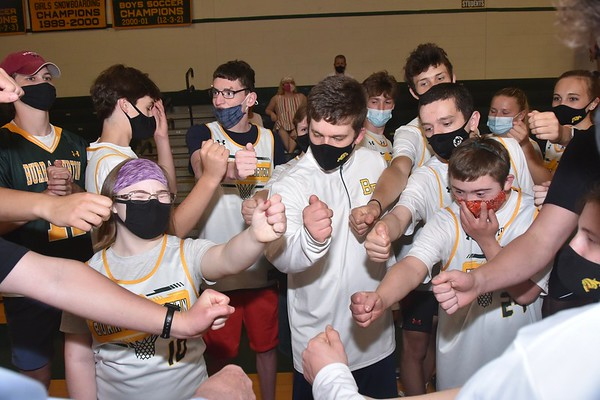 BBA Unified Basketball vs BUHS photos by Gary Baker