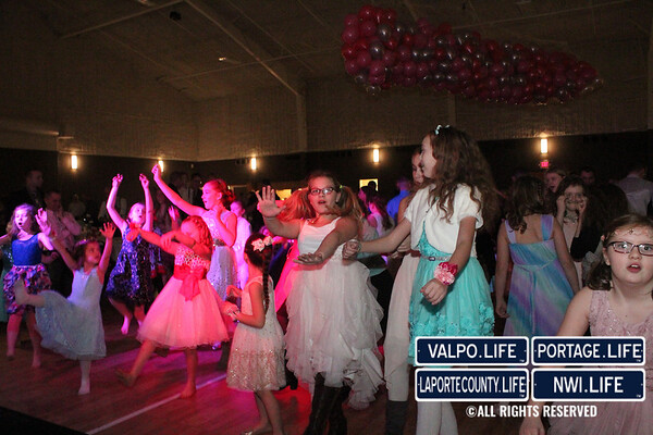 2017 Portage Parks' Daddy Daughter Dance