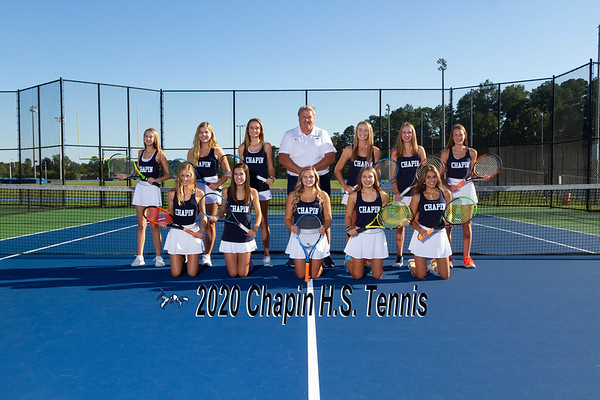 2020 Tennis Varsity