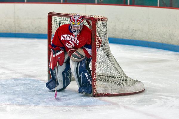 Chris' hockey