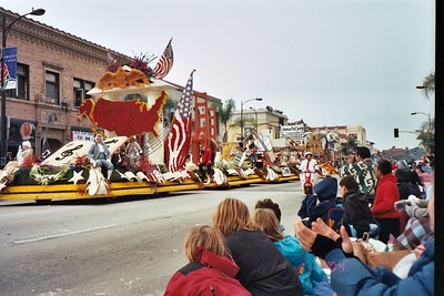 Rose Parade 2004