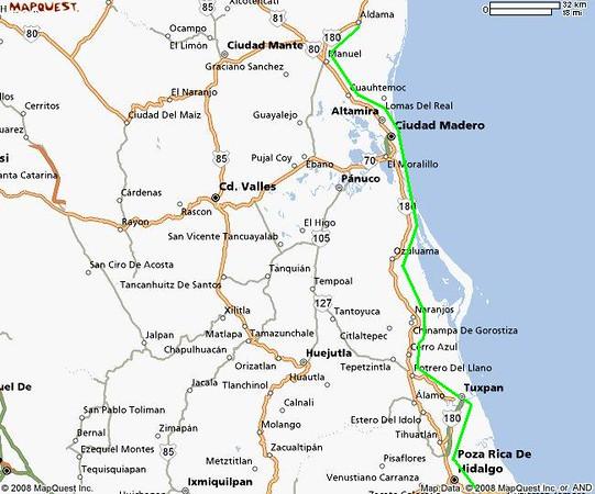3 day Aldama to Tuxpan red line.JPG
