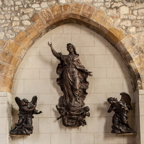 Etrapagny, Saint-Gervais-Saint-Protais Assumption of The Virgin