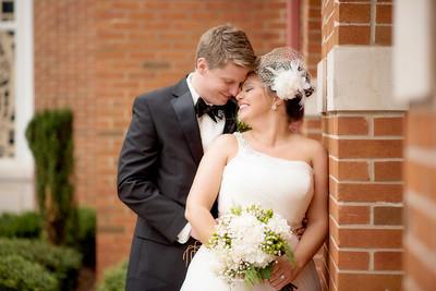 Derek & Lindsay Wed