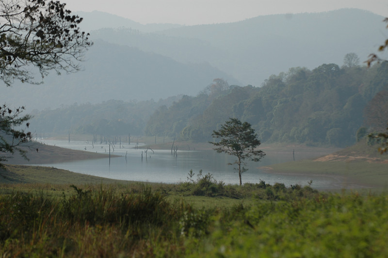 Periyar Wildlife Preserve