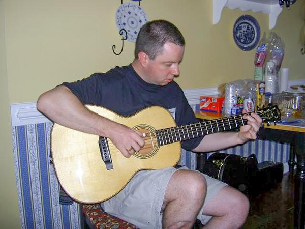 Nick Walker Guitar
