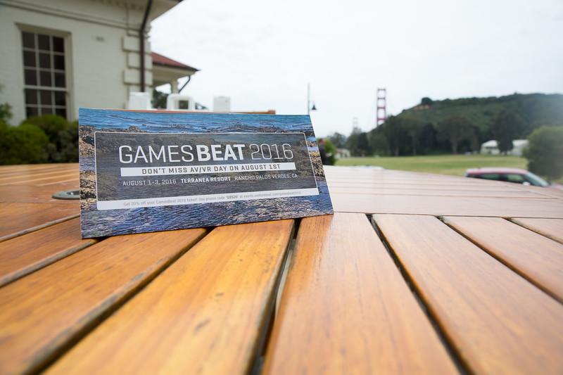 VB  #GBSummit #GamesBeat