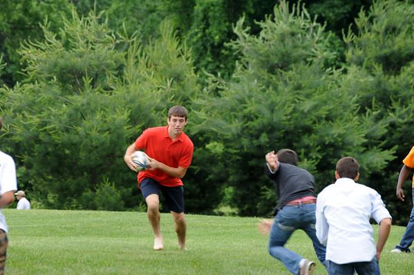 Rugby Banquet 2011