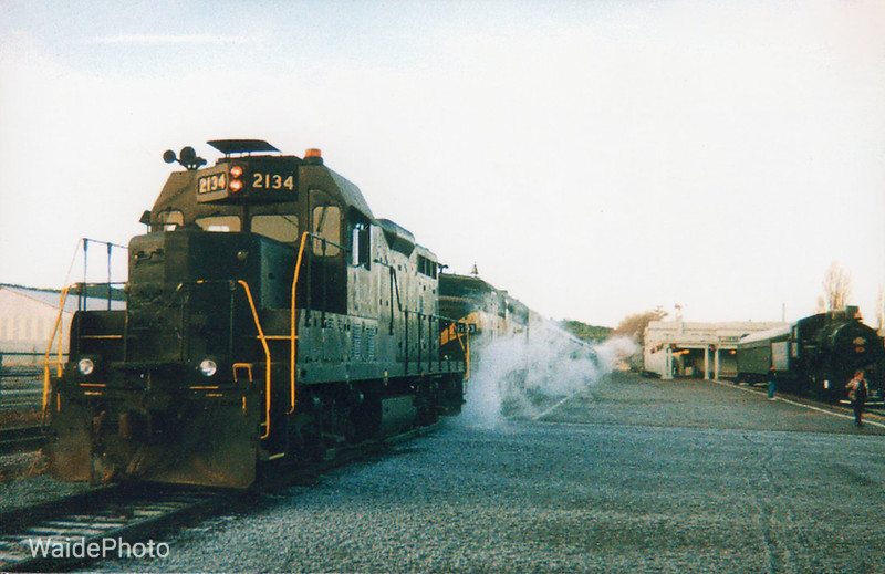 Williams, Arizona 1997.