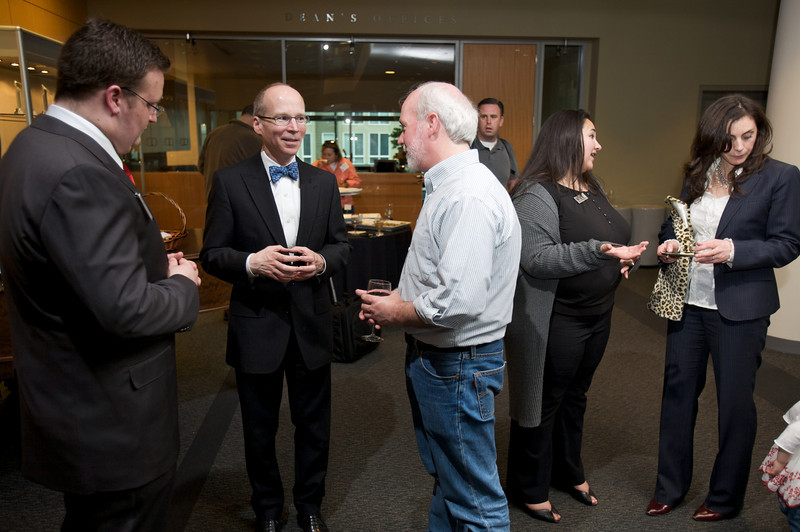 Eric Chiappinelli farewell party at Seattle University School of Law