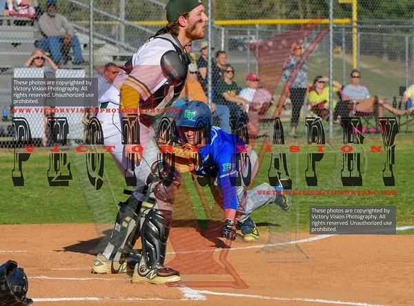 Forest Park @ Woodbridge Varsity Boys Baseball 5-1-18