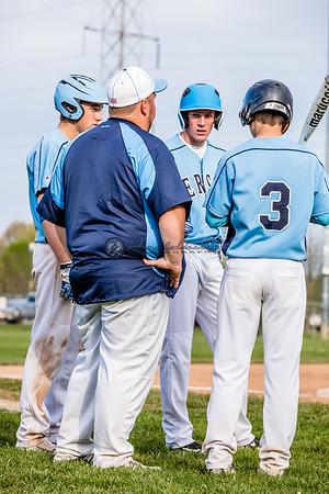 HS Baseball 2016 (JCHS vs Marquette)