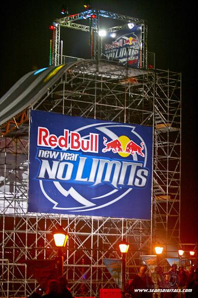 N.Y.E 2011 Red Bull Jump
