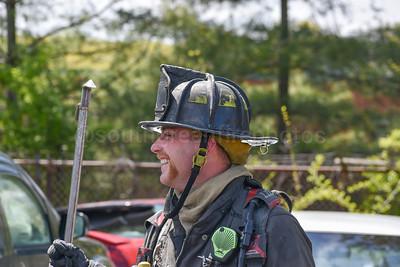 Structure Fire - 99 Hamner St, Hartford Ct 5/14/20