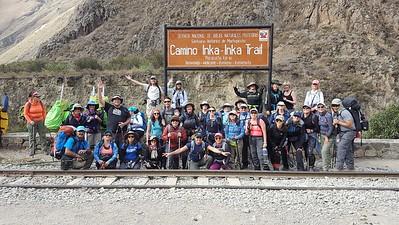 Inca Trail Machu Picchu & Peru 2016