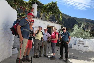Walking Alpujarras