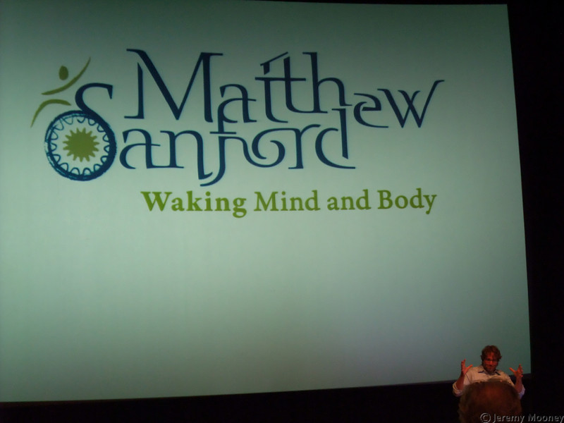 Matthew Sanford - Waking Mind and Body