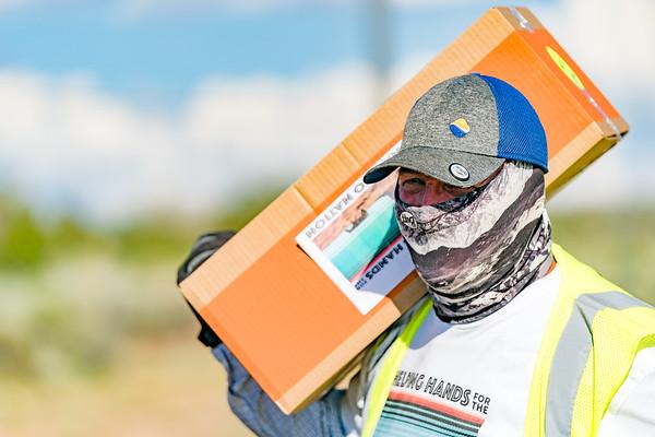 Arizona Midwest Food Bank - Helping Hand - Navajo Nation