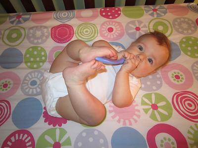 Maddie 5 Months Old